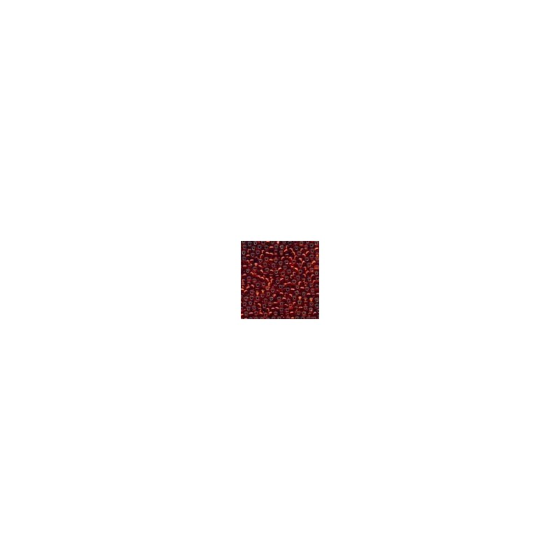 Antique Glass Beads 03049 - Rich Red