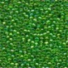 Glass Seed Beads 00167 - Christmas Green