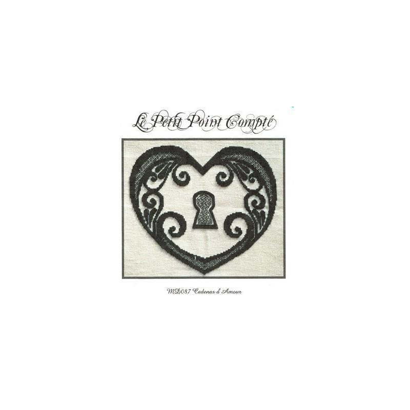 Cadenas d'Amour - Le Petit Point Compte