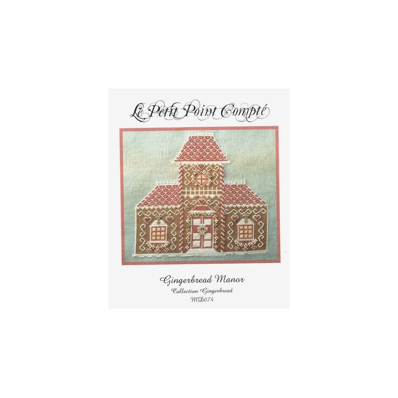 GingerBread Manor - Le Petit Point Compte