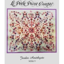 Jardin Amethyste - Le Petit Point Compte