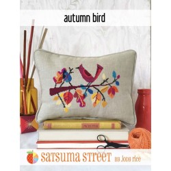 Autumn bird- SATSUMA Street