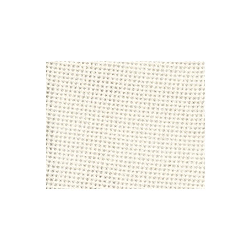 LUGANA Etamine 10 fils - Ecru (99) ZWEIGART