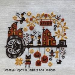 Spellville - Barbara Ana Designs