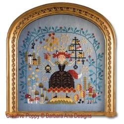 Forest Queen (la reine de la foret) - Barbara Ana Designs