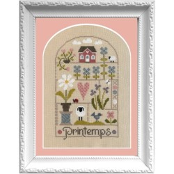 Petits Moments du Printemps - Jardin Prive