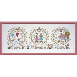Love, Friends & Home - Jardin Prive