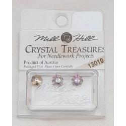 Margarita Vitrail Light - Crystal Treasure x3 - MILL HILL