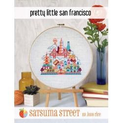 Pretty Little San Francisco - SATSUMA Street