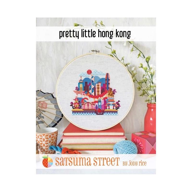 Pretty Little Hong Kong - SATSUMA Street