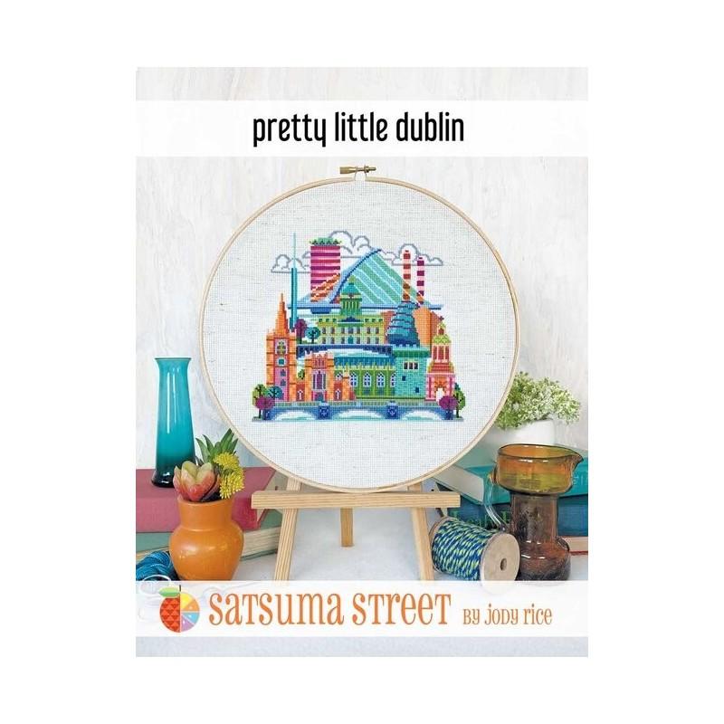 Pretty Little Dublin - SATSUMA Street