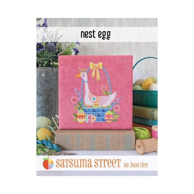 Nest Egg - SATSUMA Street