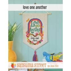 Love one another - SATSUMA Street